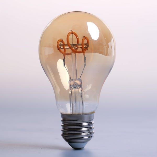 lampadina a led senza mercurio