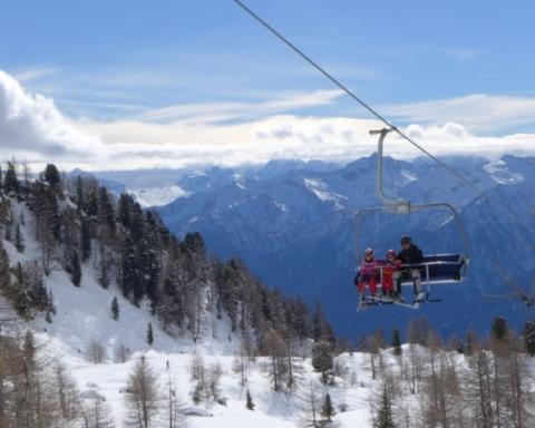Ski area plastic free