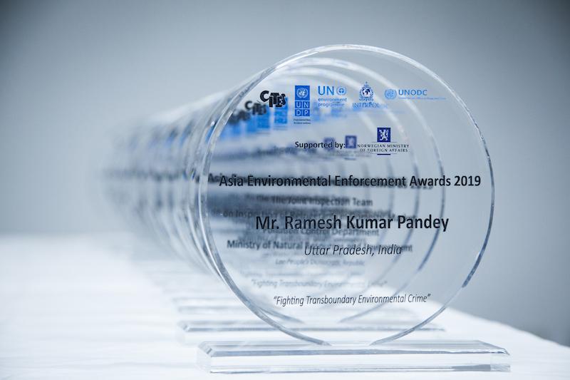 premio crimini ambientali unep 2019 (foto François Langella - UNEP)