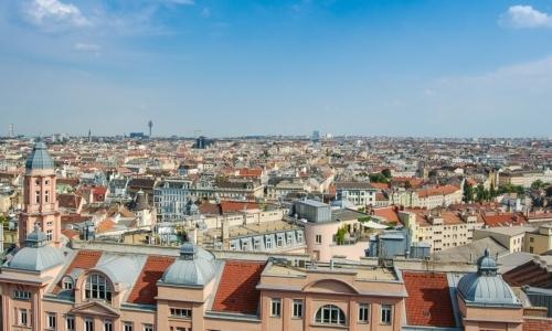 Vienna è una meta europea consigliata per un primo viaggio in solitaria.