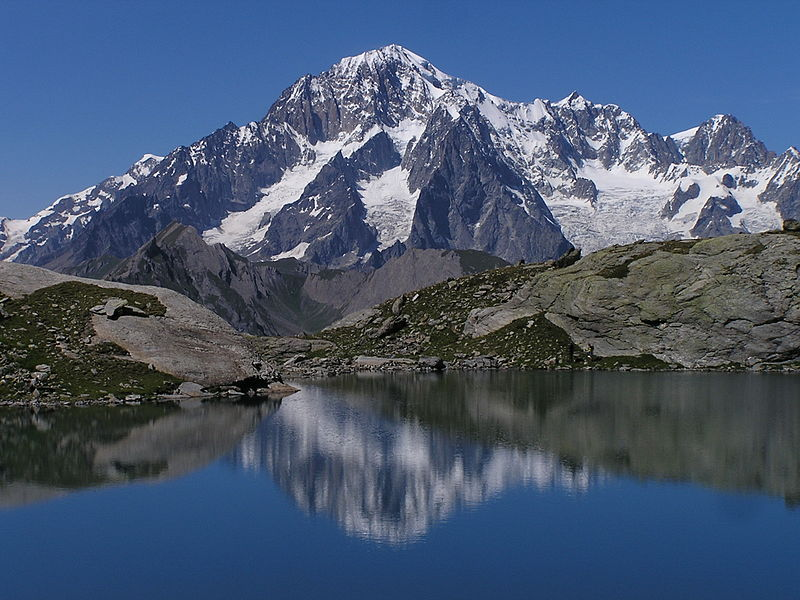 Giornata internazionale della Montagna Monte Bianco foto di Alessandro Cantamessa