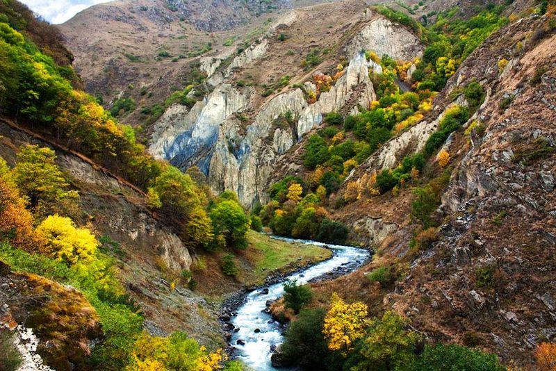 Giornata internazionale della Montagna Khevsureti, in Georgia (foto di Levan Gokadze)