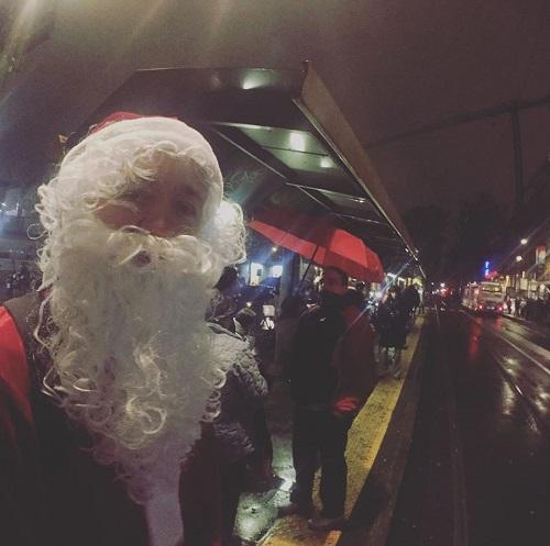 -Max Casacci-Babbo Natale-
