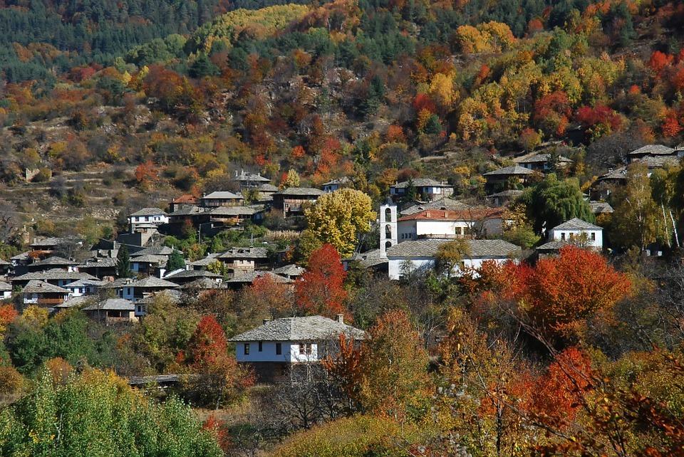 Turismo in Bulgaria: la città di Kovachevitza