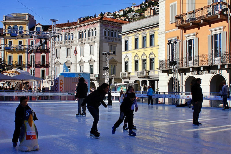 Vigezzina Centovalli Locarno On Ice