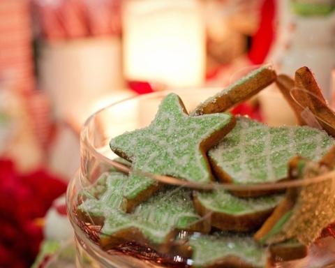 Biscotti da regalare a Natale