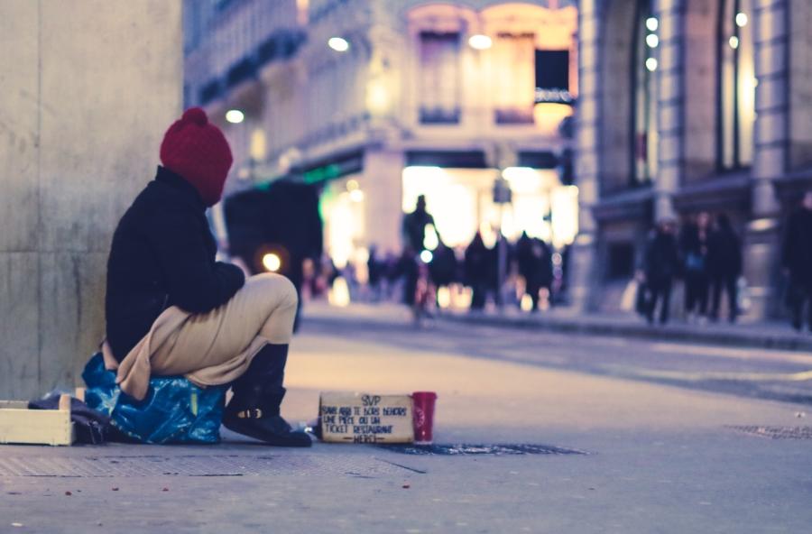 povertà fame buoni spesa