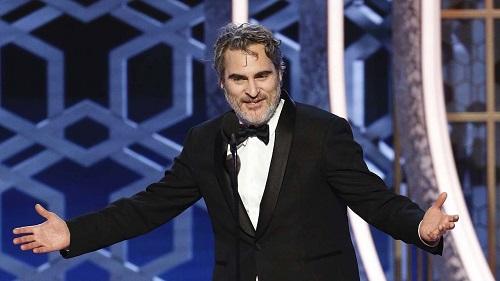 -Joaquin Phoenix-Golden Globe-