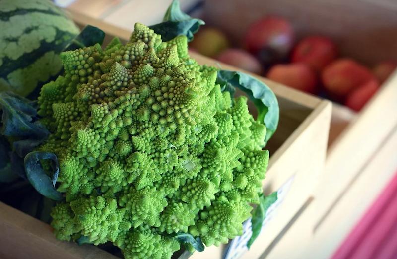 cassette di verdura