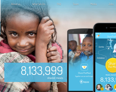 sharethemeal world food programme
