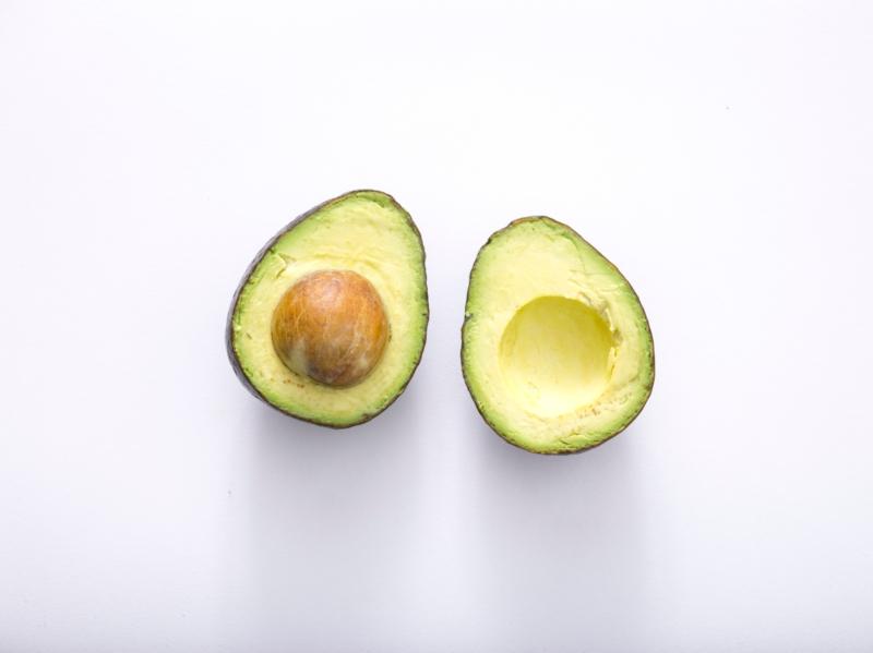 avocado impronta idrica