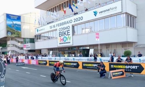 """Cosmobike: per due giorni Verona diventa capitale della bici. Fonte foto: pagina FB """"CosmoBike Show Verona"""""""