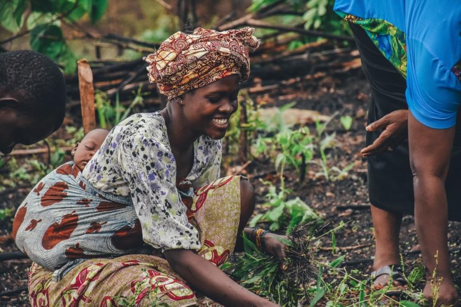 donna agricoltura