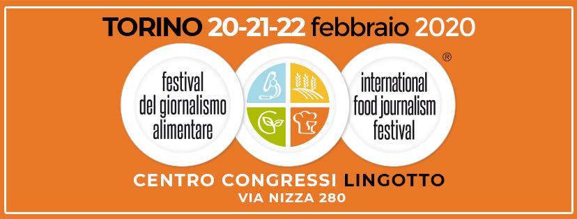 Festival del giornalismo alimentare 2020