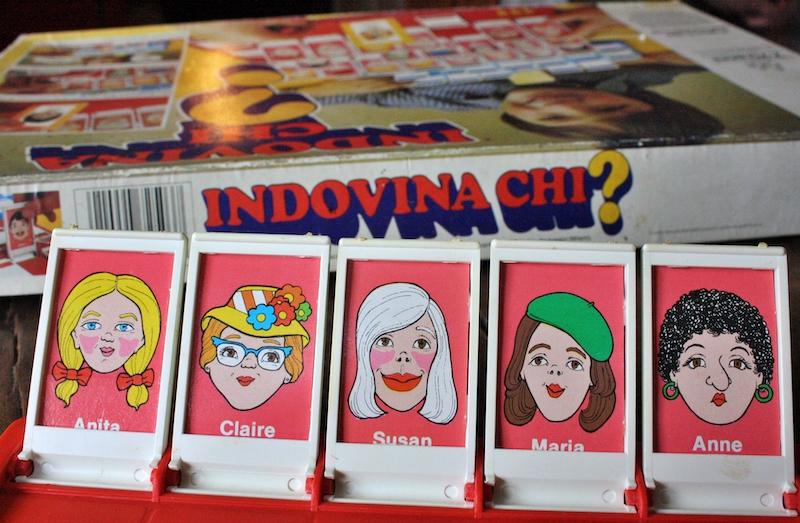 Who's She? Indovina Chi