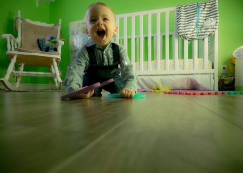 bambini e attività fisica