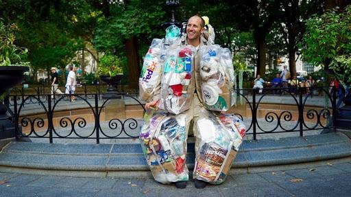 5 attività da realizzare con i bambini sull'inquinamento da plastica - Rob Greenfiled Trashme