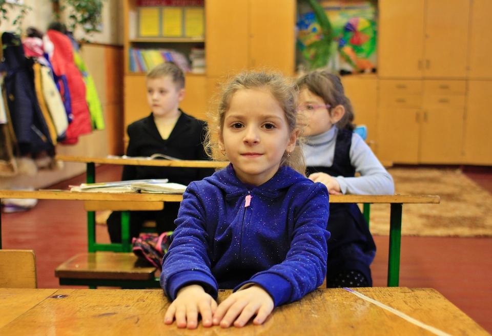 Bambini di Chernobyl foto di Francesco Rasero