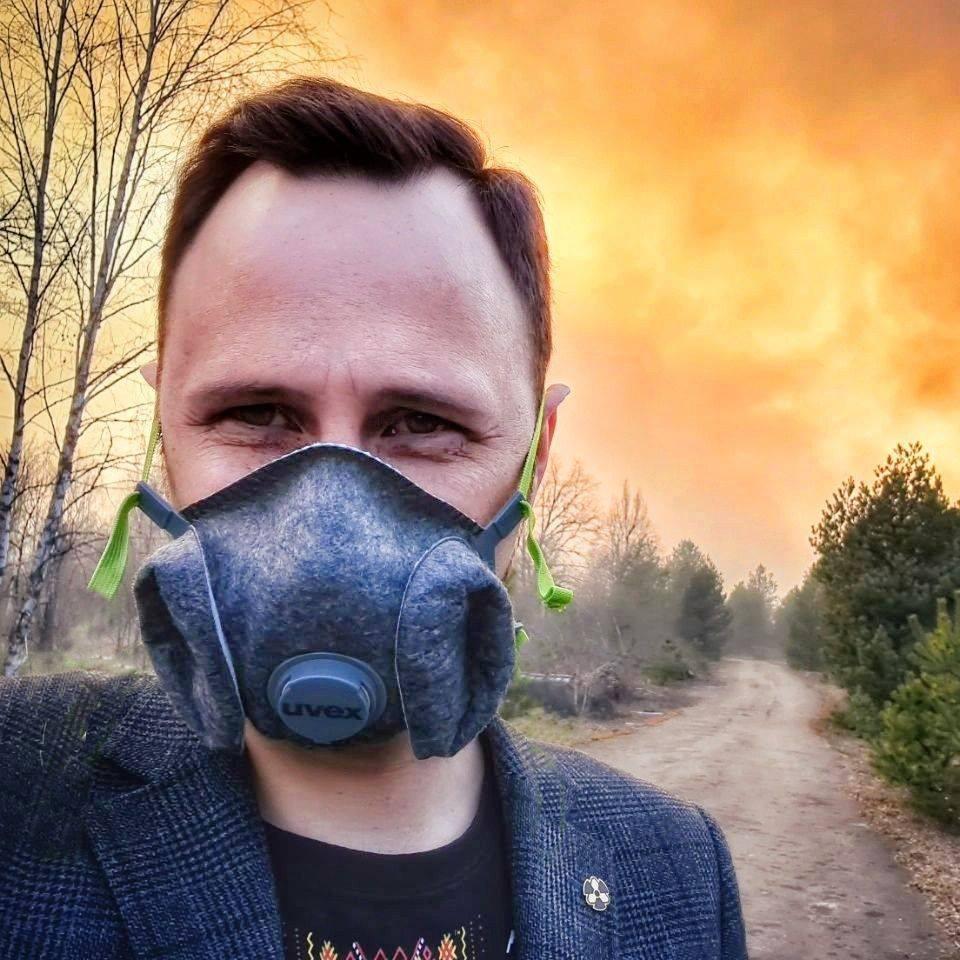 Incendi a Chernobyl Yaroslav