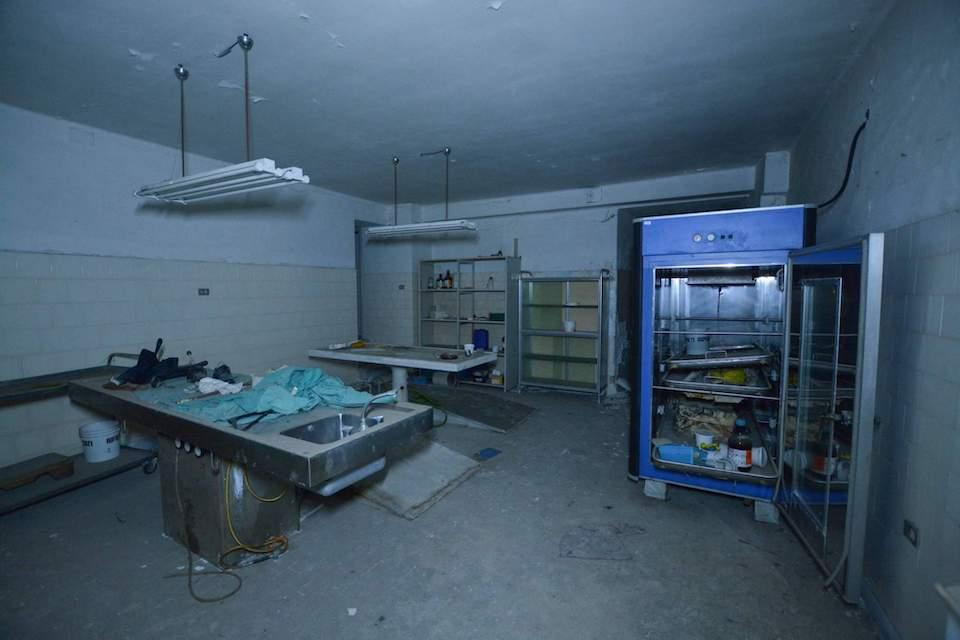 Ospedali abbandonati ph Ascosi Lasciti