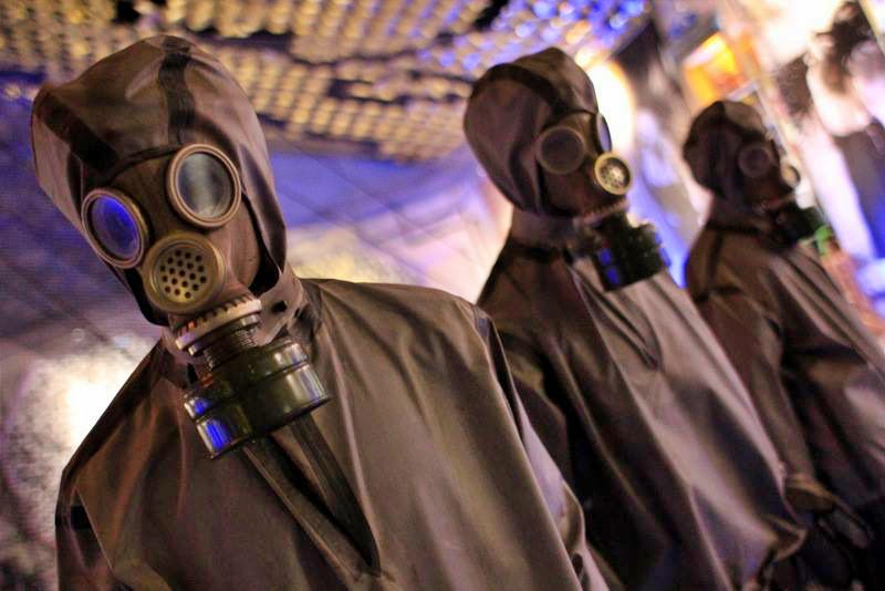 Radioattività in Italia Chernobyl 1986 ph Francesco Rasero