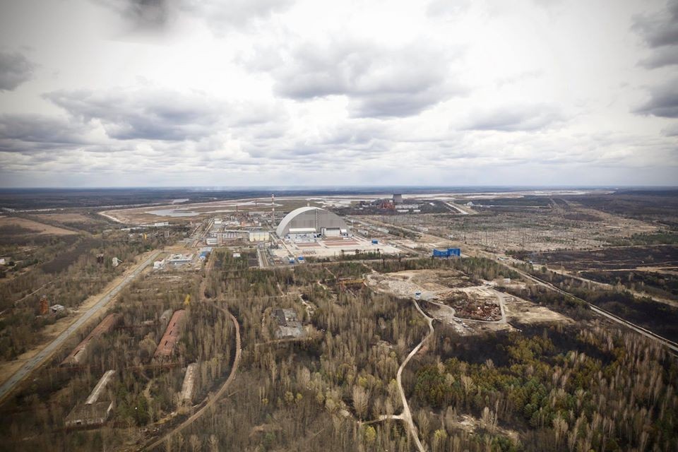 Spenti gli incendi a Chernobyl