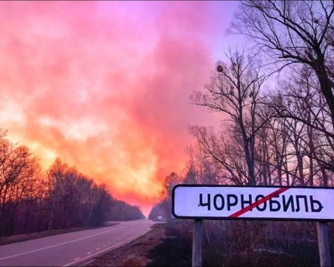 Continuano gli incendi nelle foreste di Chernobyl, con rischio radioattivo e la perdita di un patrimonio unico