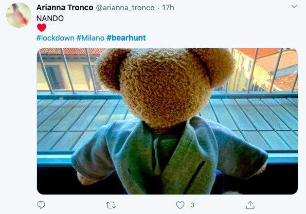 Bear Hunt Milano