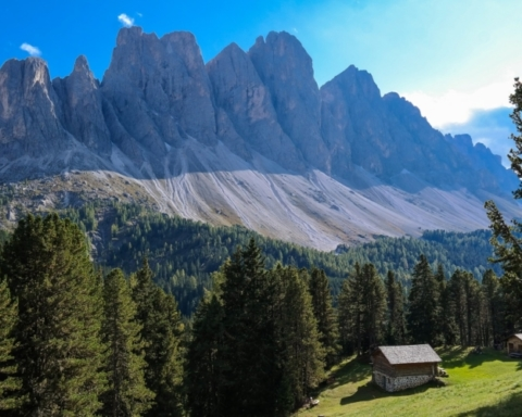 rifugi alpini in estate
