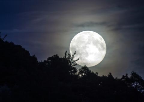 superluna di aprile