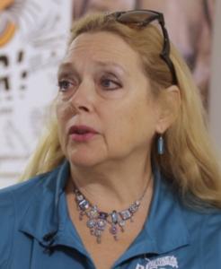 Carole Baskin, attivista e proprietaria del Big Cat Rescue