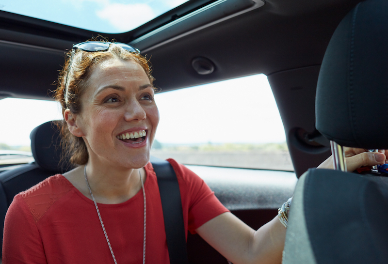 coronavirus e carpooling cover