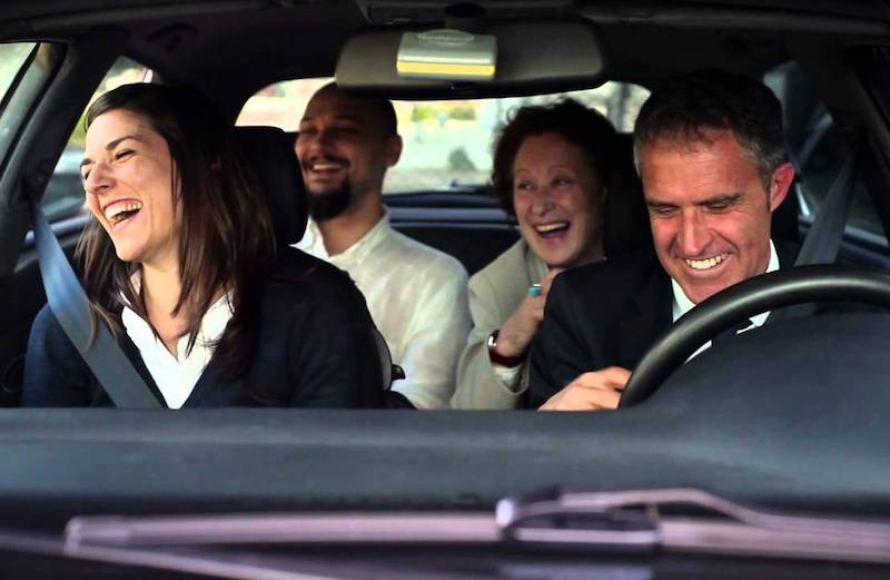 coronavirus e carpooling