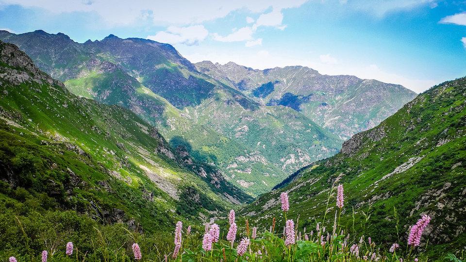 andare a vivere in montagna Traversella Valchiusella