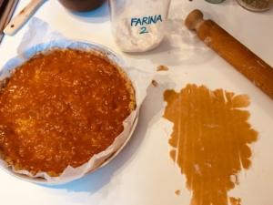 crostata alla marmellata vegan 4