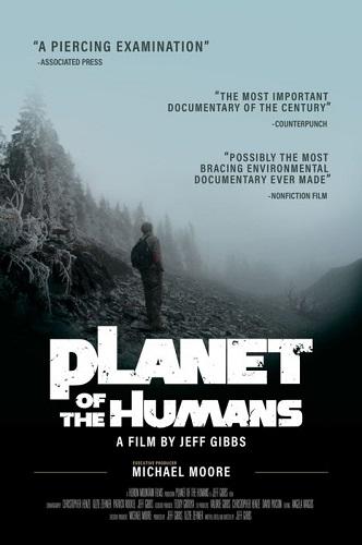 planetofthehumansposter