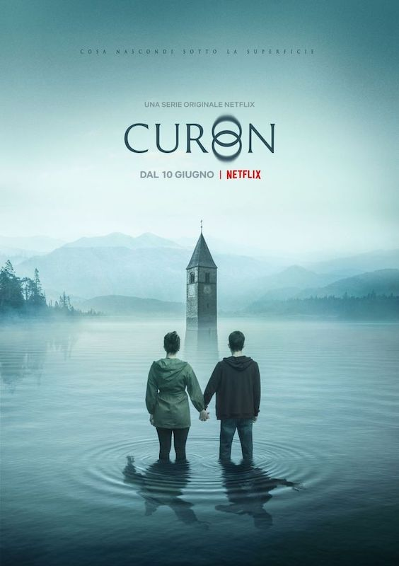 Curon serie Netflix locandina