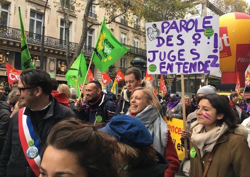 Elezioni in Francia 2020 Verts EELV