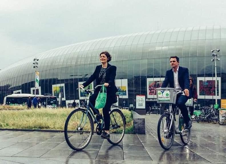 Elezioni in Francia 2020 Verts Strasburgo Grenoble