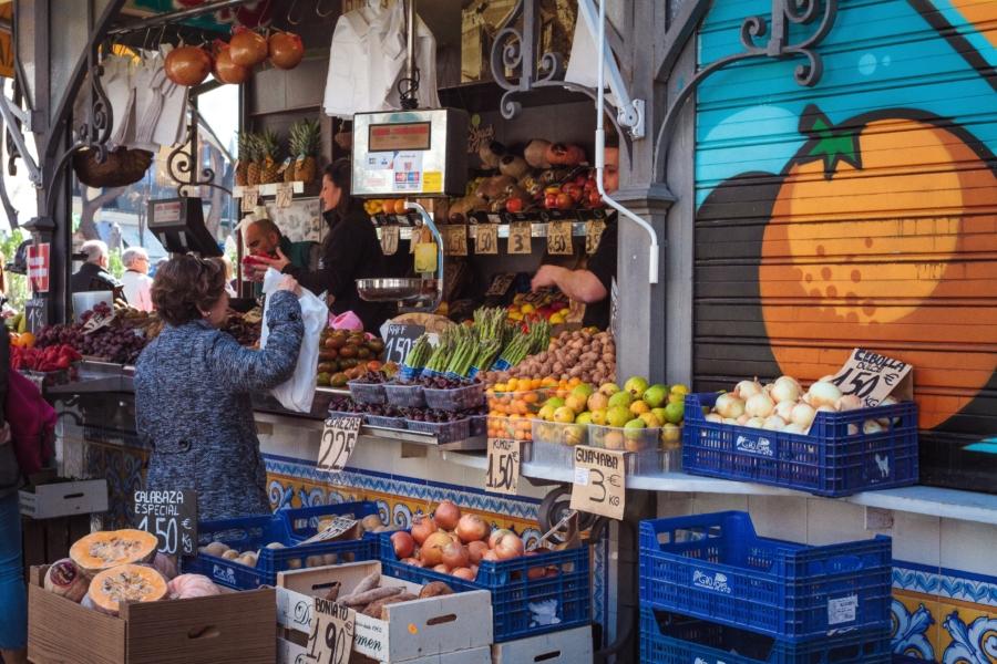 Giornata della Gastronomia Sostenibile mercatini