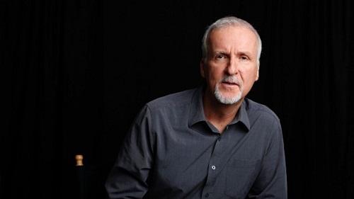 """Il regista premio Oscar per """"Titanic"""" e autore del meno conosciuto """"The Abyss""""."""