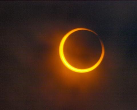 Eclissi anulare di Sole