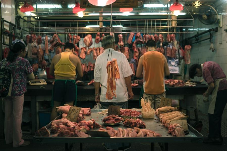 giornata mondiale sicurezza alimentare wet market
