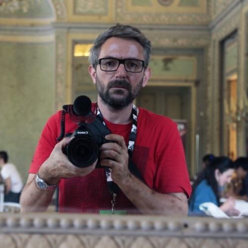 Giulio Pedretti, regista e operatore di ripresa, ma soprattutto grande amante della montagna. Amore dal quale è nato MY ALPS.