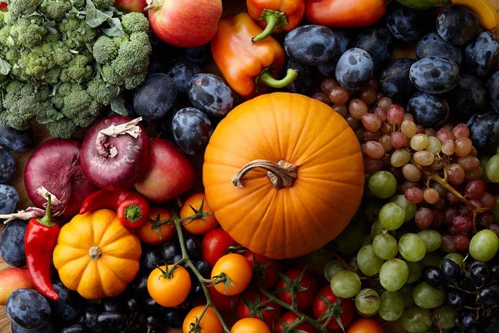 Giornata della Gastronomia Sostenibile frutta e verdura