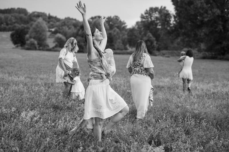 danza cuore a cuore lezione