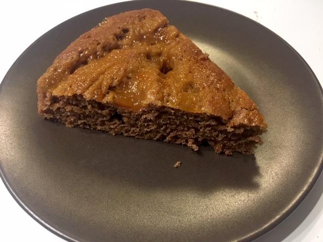 torta morbida di mandorle