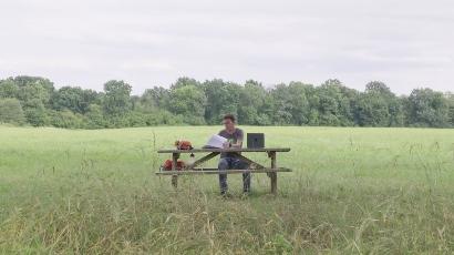 Il tecnico Davide Altare racconta il lavoro dei forestali all'interno del Parco Naturale della Mandria