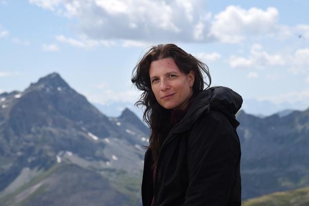 La regista Francesca Frigo