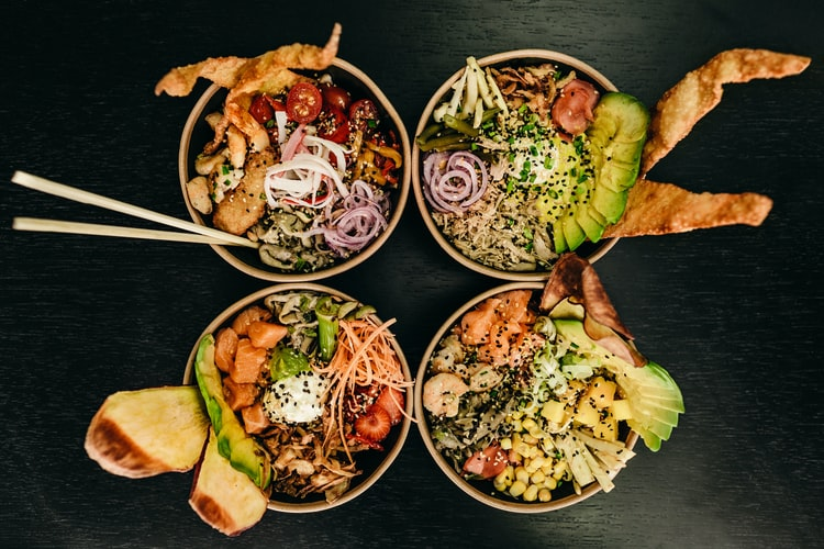 pokè bowl vegetariana